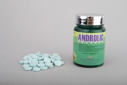 Androlic 50mg (100 com)
