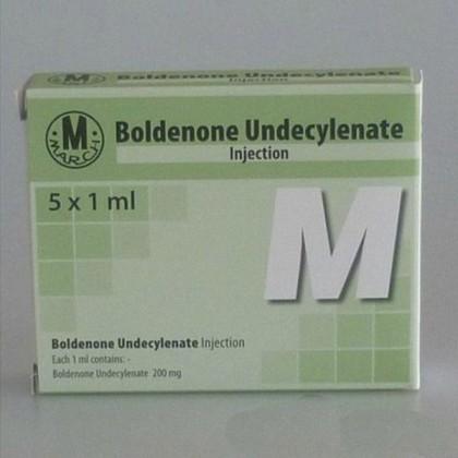 Boldenone Undecylenate March 200mg/amp