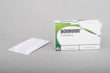 Bonavar 2,5mg (100 com)