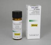 Clomifene citrato Genesis 50mg (50 com)