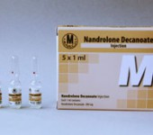 Nandrolone Decanoato March 200mg/amp