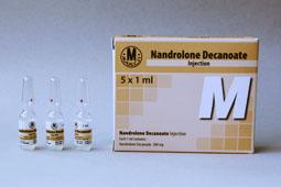 Nandrolone Decanoato March 200mg/amp