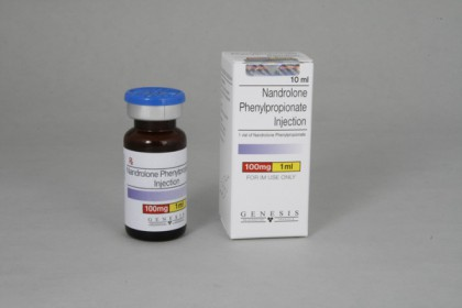 Nandrolone fenilpropionato iniezione 100mg/ml (10ml)