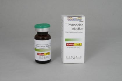 Primobolan iniezione 100mg/ml (10ml)